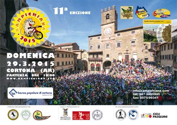 RampiChiana 2015: di nuovo a Cortona il top della Mountain Bike