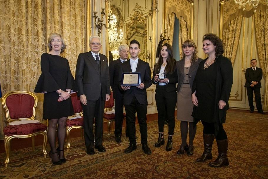 Istituto Signorelli di Cortona premiato al Quirinale