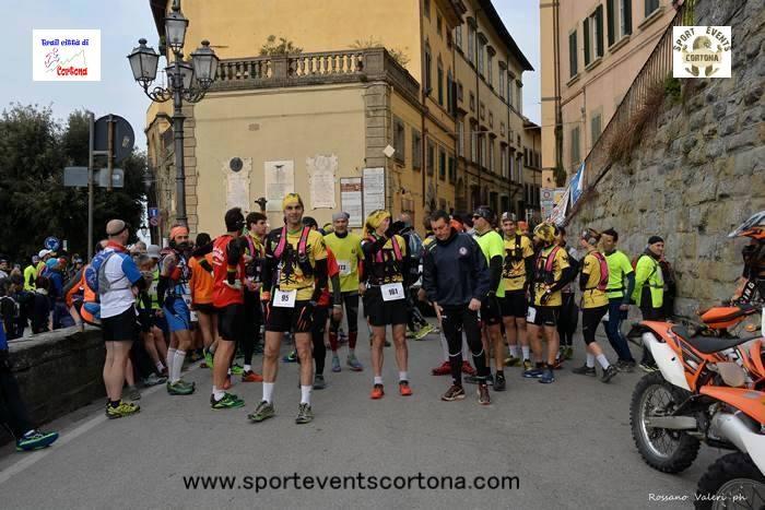 Trail Città di Cortona, classifiche e foto