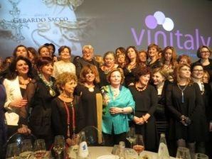LE DONNE DEL VINO A VINITALY 2015