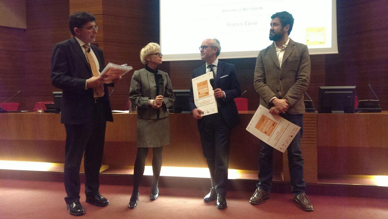 Cortona on the Move e Fai Service premiati a Milano per
