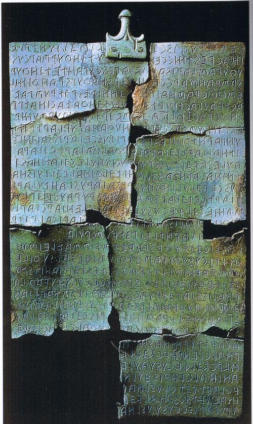 La Tabula Cortonensis e altri tesori della città etrusca a