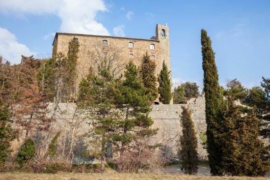 La Fortezza del Girifalco affidata a 'Cortona on the move', domattina la conferenza stampa di presentazione