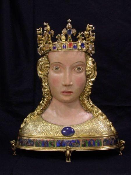 Un'altro 'tesoro' di Castiglion Fiorentino a Expo: il Busto di Sant'Orsola