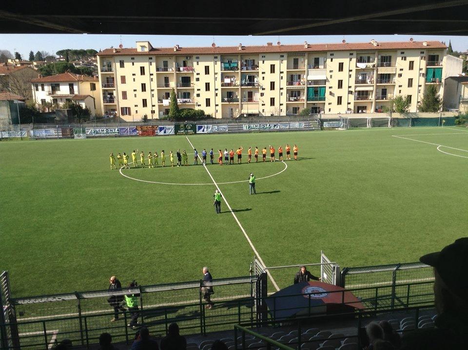 Coppa Toscana: Cortona Camucia sconfitto in finale, ma con onore