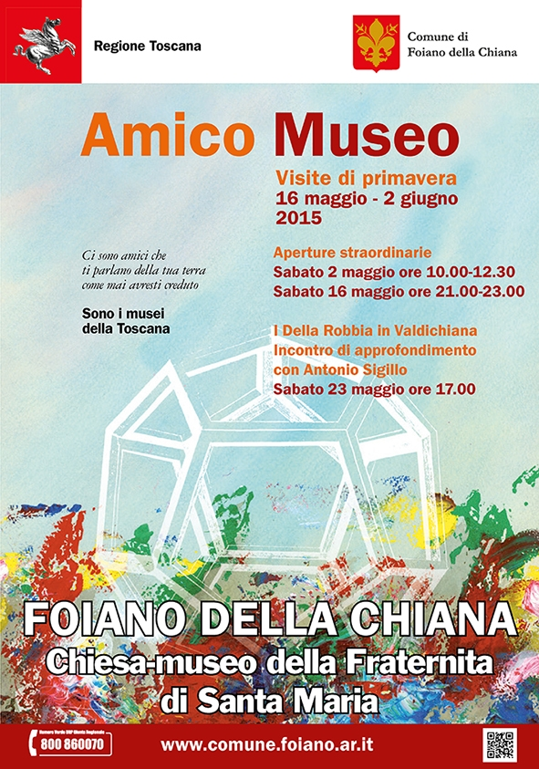 Foiano: iniziative per 'Amico museo'