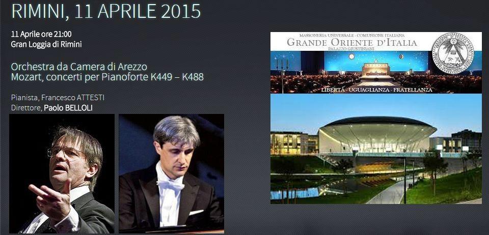 Attesti in Concerto al PalaCongresssi di Rimini