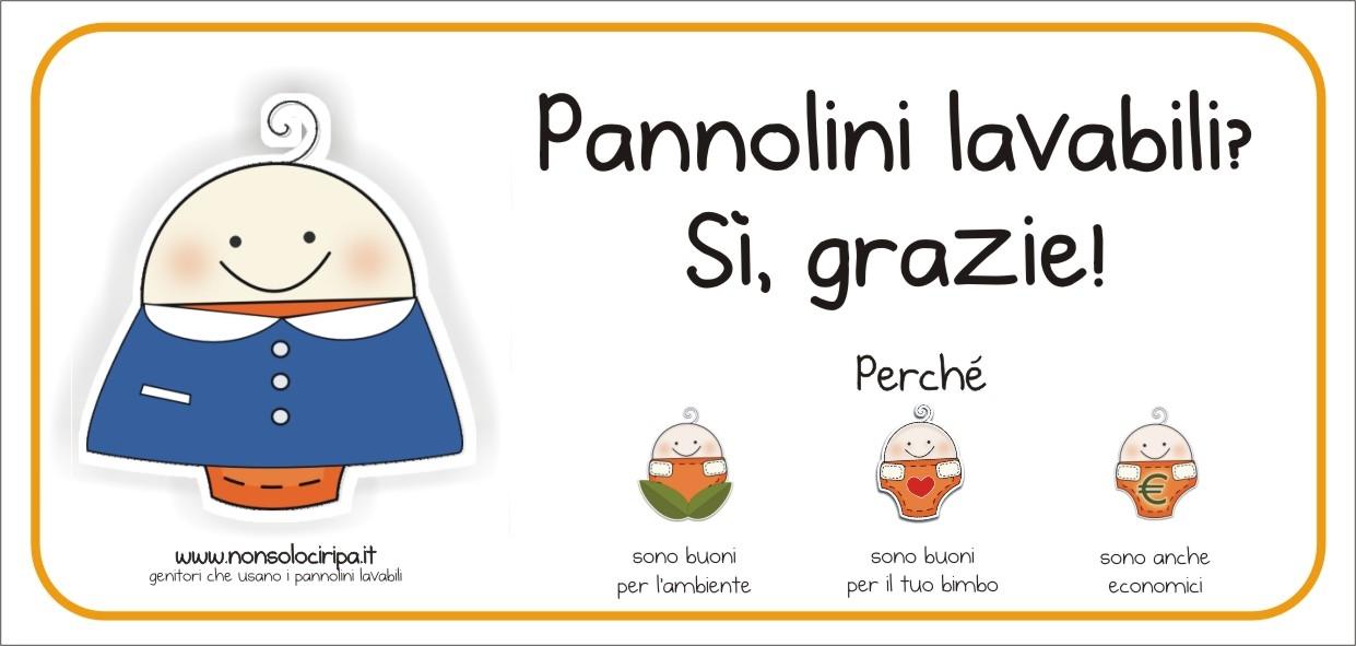 Pannolini lavabili, incontro formativo a Cortona: una scelta che significa risparmio e rispetto dell'ambiente