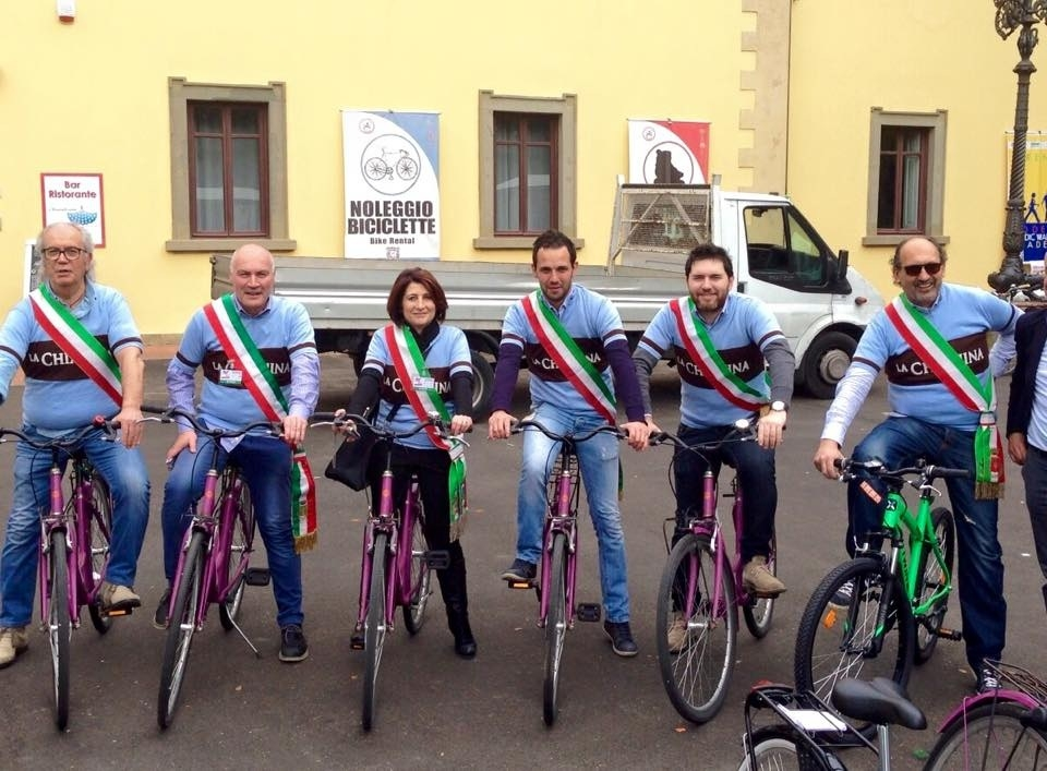 #Sindacinbici, Valdichiana e Cortona presenti!