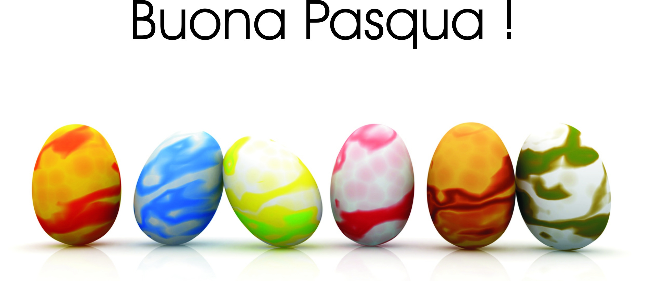 Buona Pasqua! Ecco tutti gli eventi del weekend...