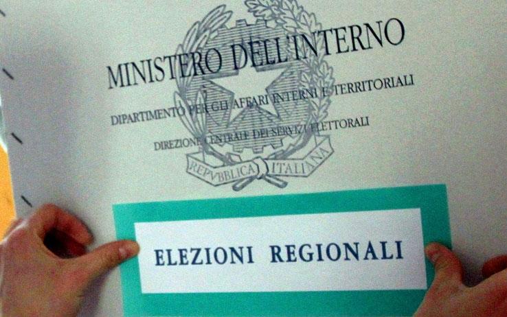 Elezioni Regionali 2015 - Codice di autoregolamentazione e spazi elettorali a pagamento