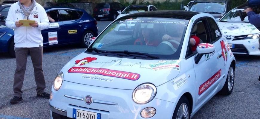 Il Mondiale EcoRally passa a Monte San Savino...e noi saremo in gara!