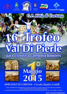 Trofeo Val di Pierle Locandina 2015