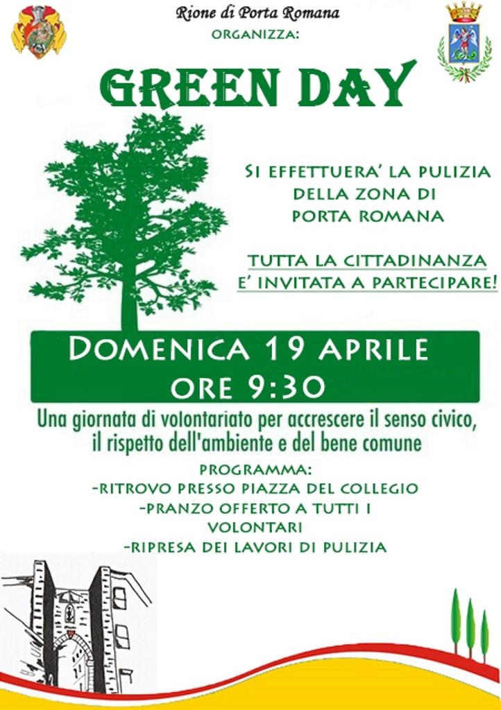 'Pulizie di Primavera' a Porta Romana