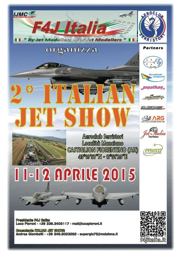 Al Serristori in scena l'Italian Jet Show