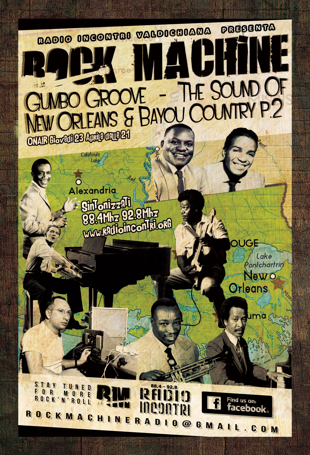 Gumbo Groove - The Sound Of New Orleans & Bayou Country (parte 2)