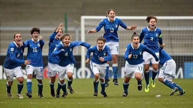 Gli Europei Femminili di Calcio Under 17 a Montepulciano