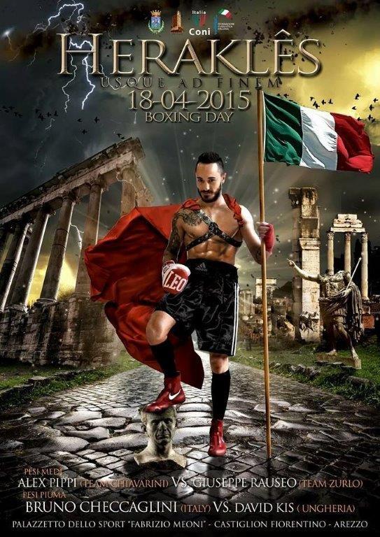 Boxing Day: a Castiglion Fiorentino il pugilato torna protagonista