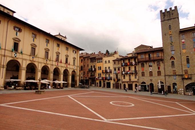 Un Festival ad Arezzo in scia al Mix?