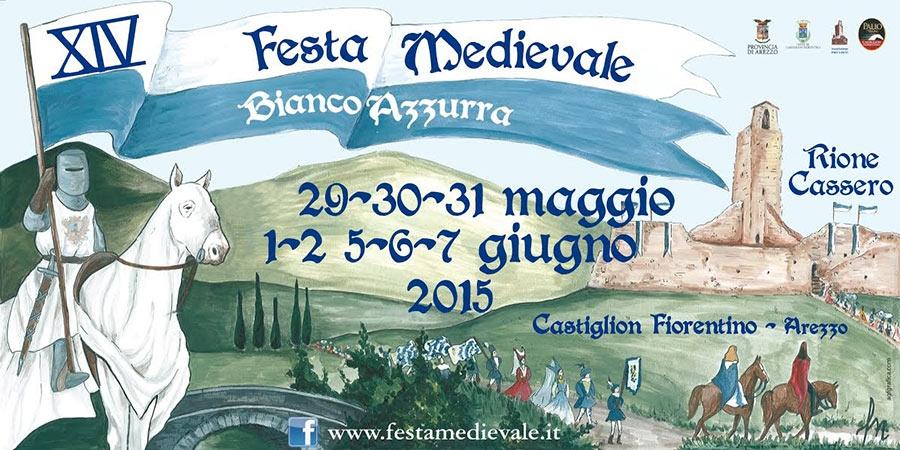 'Festa Medievale Biancazzurra