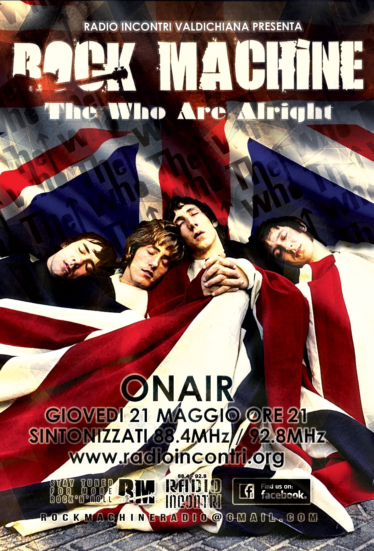 The Who are alright