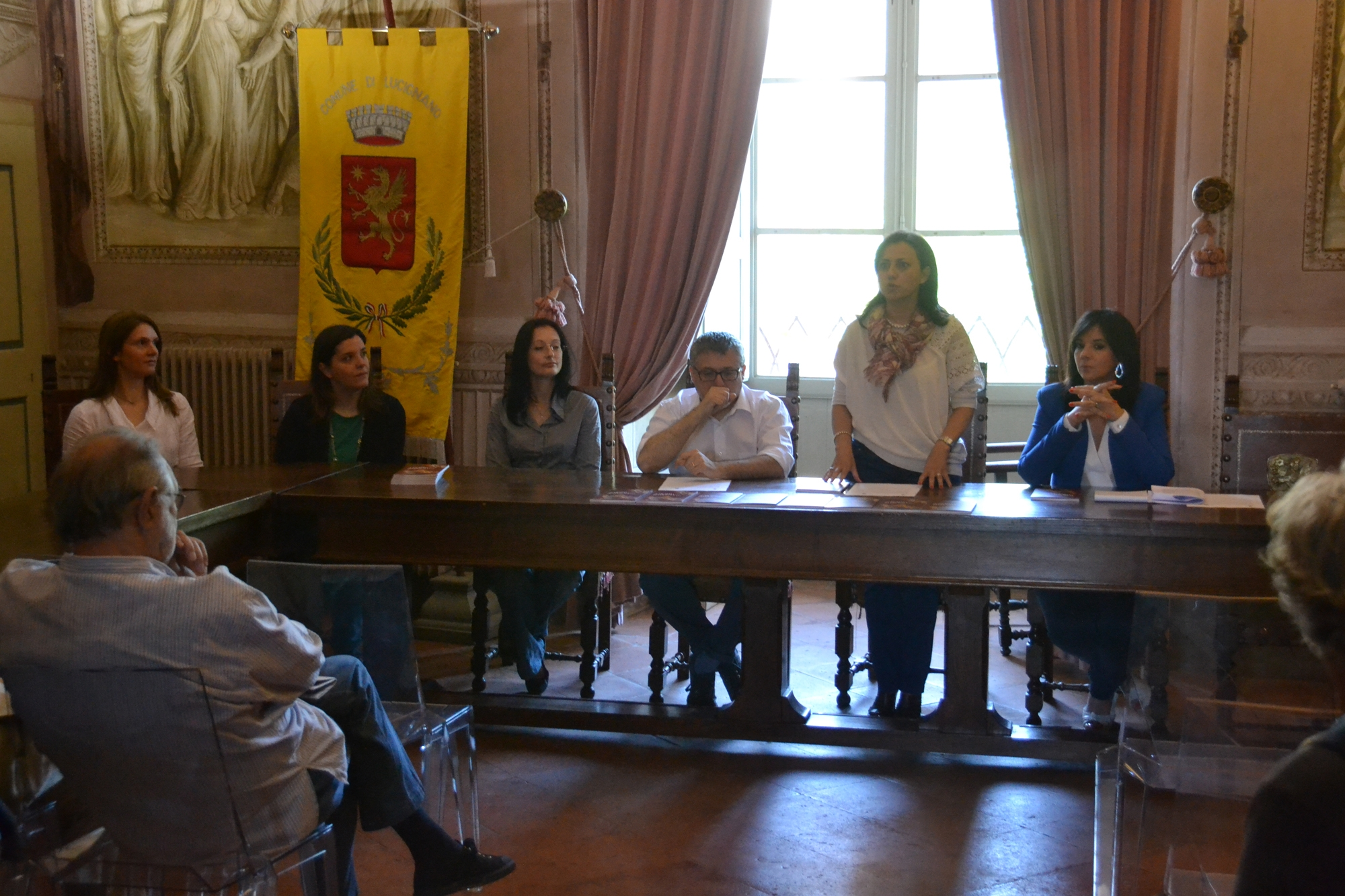 Nuova guida storico-artistica del Museo di Lucignano
