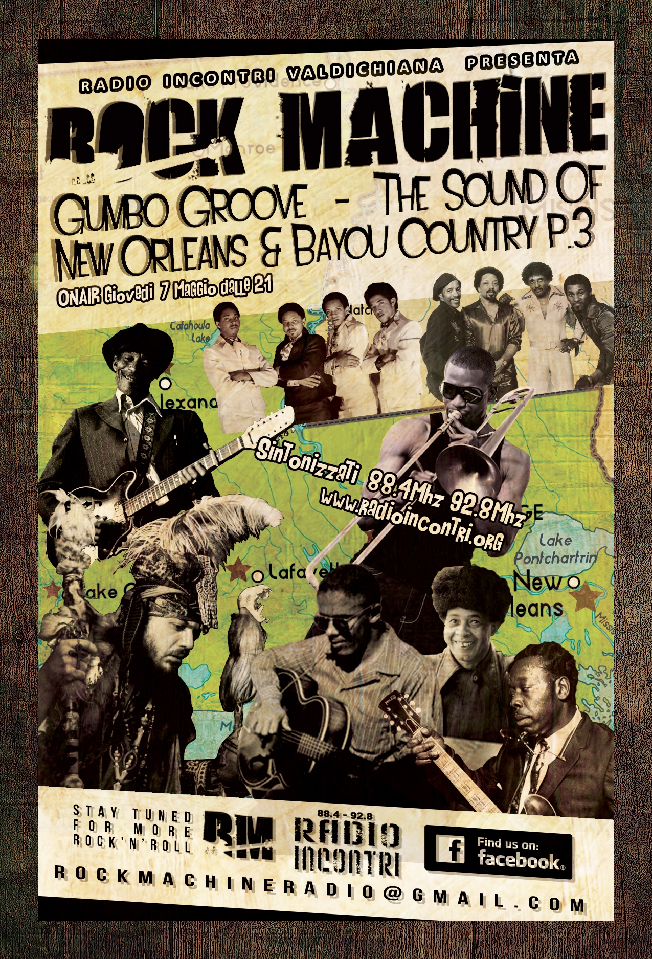 Gumbo Groove - The Sound Of New Orleans & Bayou Country (parte 3)