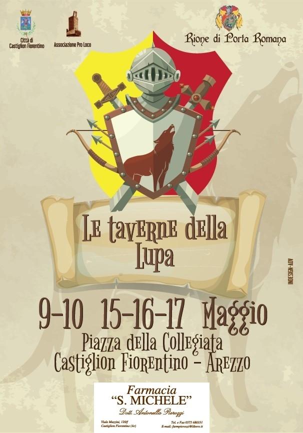 Castiglion Fiorentino, si alza il sipario sulle Taverne della Lupa