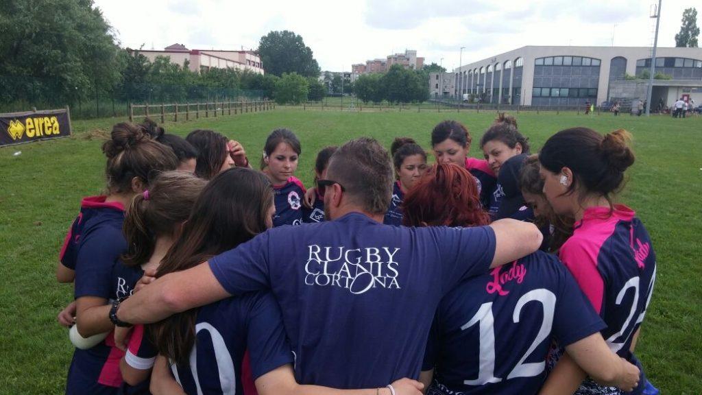 Coppa Italia di Rugby: straordinario quarto posto delle Ladies del Clanis