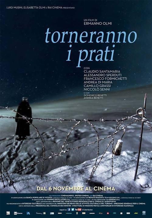'Torneranno i prati', il film di Ermanno Olmi a Cortona