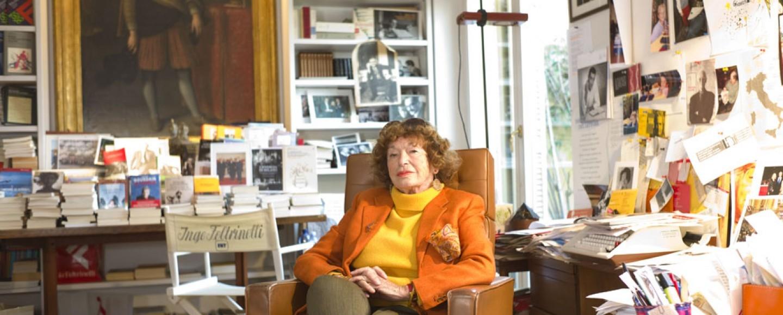 Cortona, a Inge Feltrinelli la cittadinanza onoraria