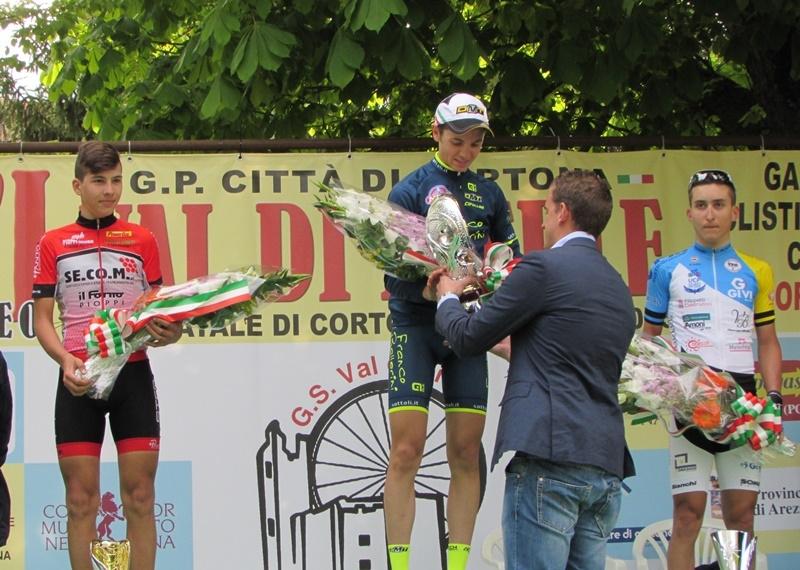 Trofeo Val di Pierle, trionfa Pacini. Cronaca della gara e foto