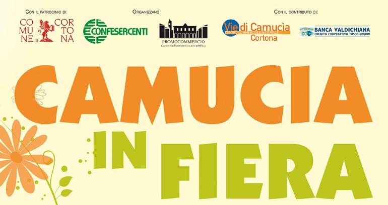 Camucia in Fiera, una domenica fra gastronomia, artigianato, tipicità e tanto altro