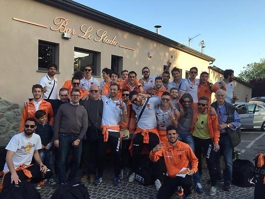 Vittoria col Manciano, il Cortona Camucia sale in Promozione