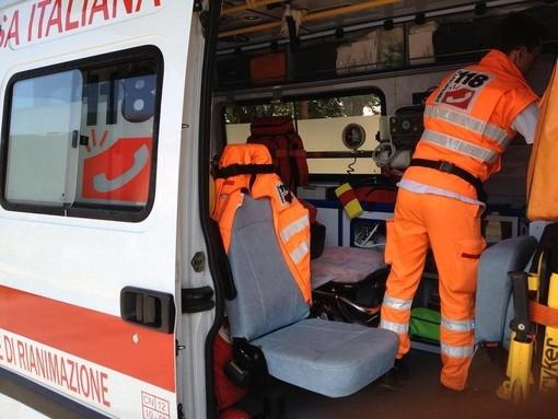 Monte San Savino: 118 con infermiere a bordo, dati positivi
