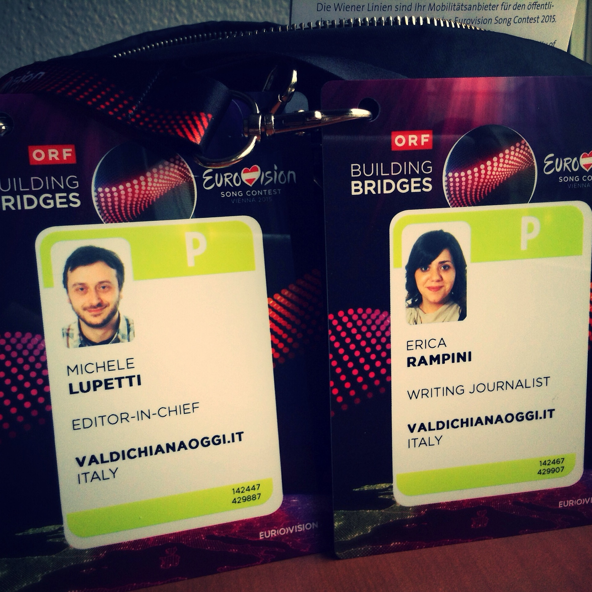 (N)Eurovision, day 2. Il racconto della seconda semifinale dell'Eurovision Song Contest