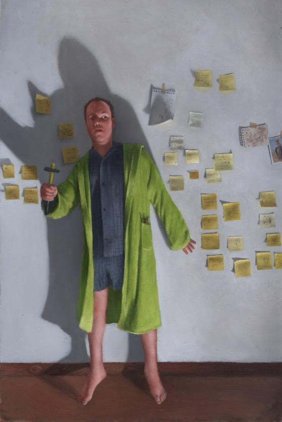 Le opere di Justin Bradshaw in mostra a Cortona