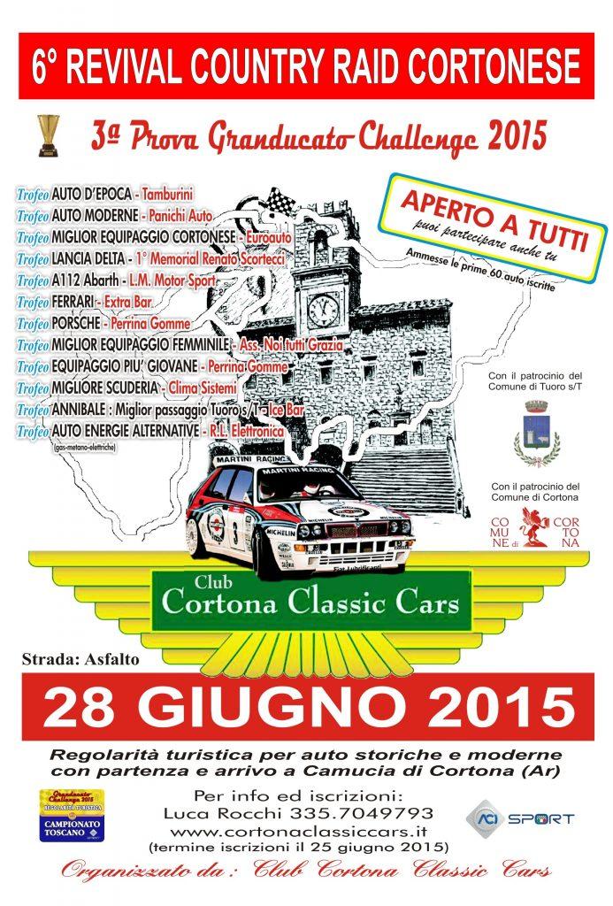 A Cortona il Top del Mondiale EcoRally per il
