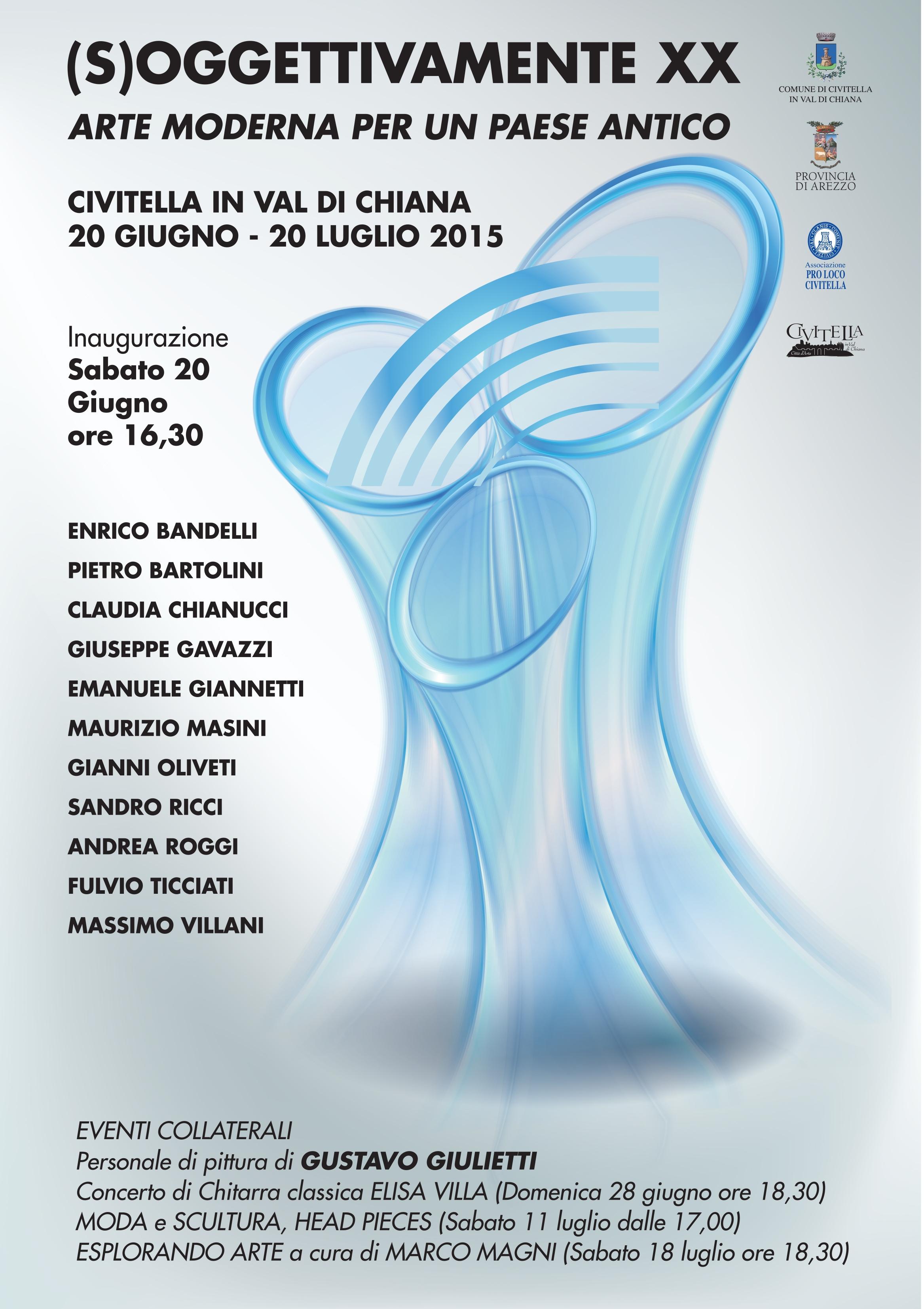 'Biennale di Scultura' a Civitella