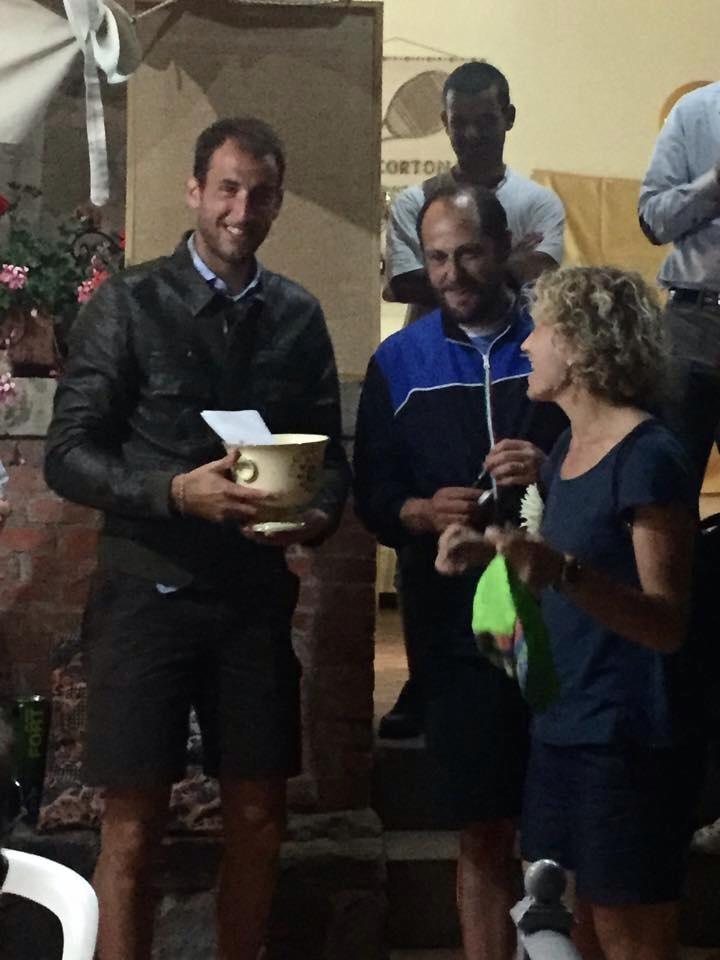 Torneo Vallate Aretine, grande successo e premiazione con Luca Vanni