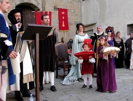 La Notte del Conte Baldovino, si rinnova l'appuntamento a Monte San Savino