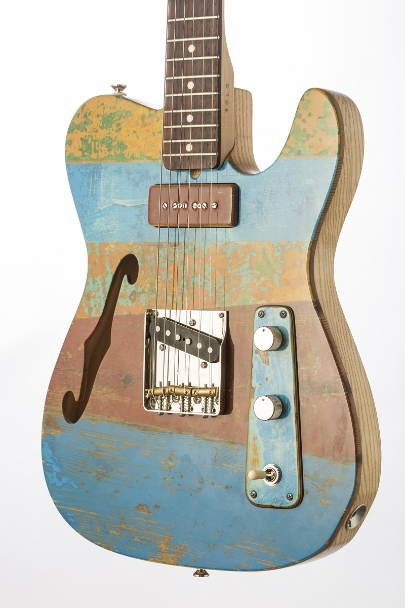 La chitarra di Giulio Vecchini protagonista al