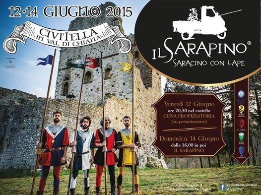 Il Sarapino di Civitella alla quarta edizione