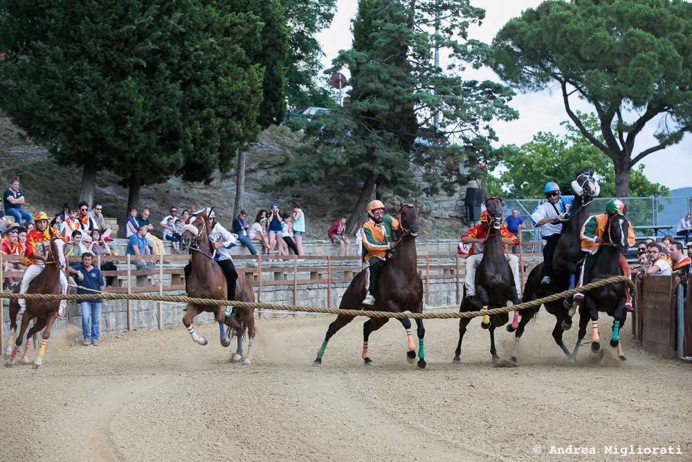 Il Cassero trionfa al Palio dei Rioni di Castiglion Fiorentino