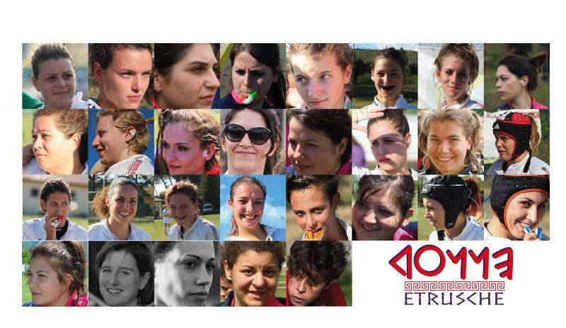 Donne Etrusche Rugby: al via la stagione in serie A. I volti e le motivazioni di una grande avventura