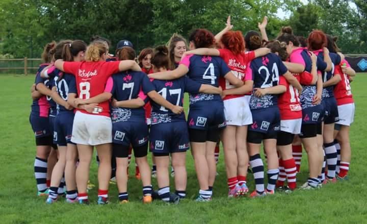 Rugby, inizia l'avventura in serie A delle 'Donne Etrusche'
