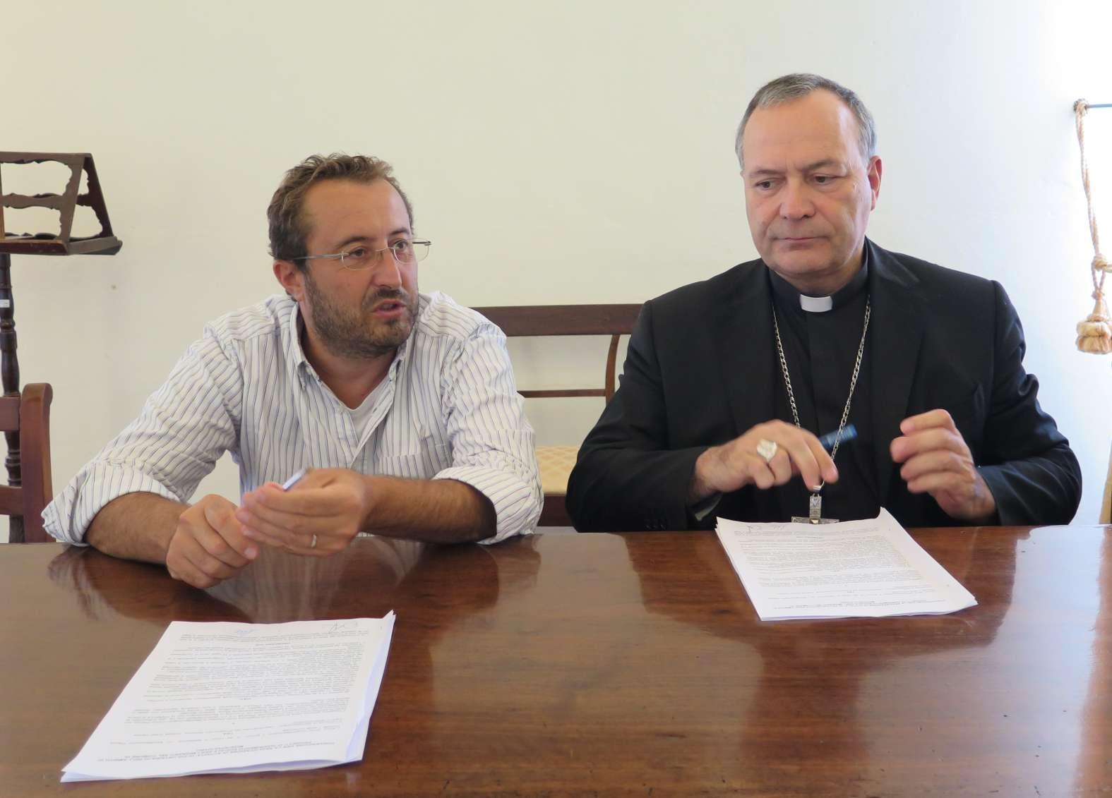 Montepulciano: accordo fra Comune e Diocesi per i migranti