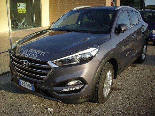 Test Drive: Hyundai Tucson, un passato che sa di futuro