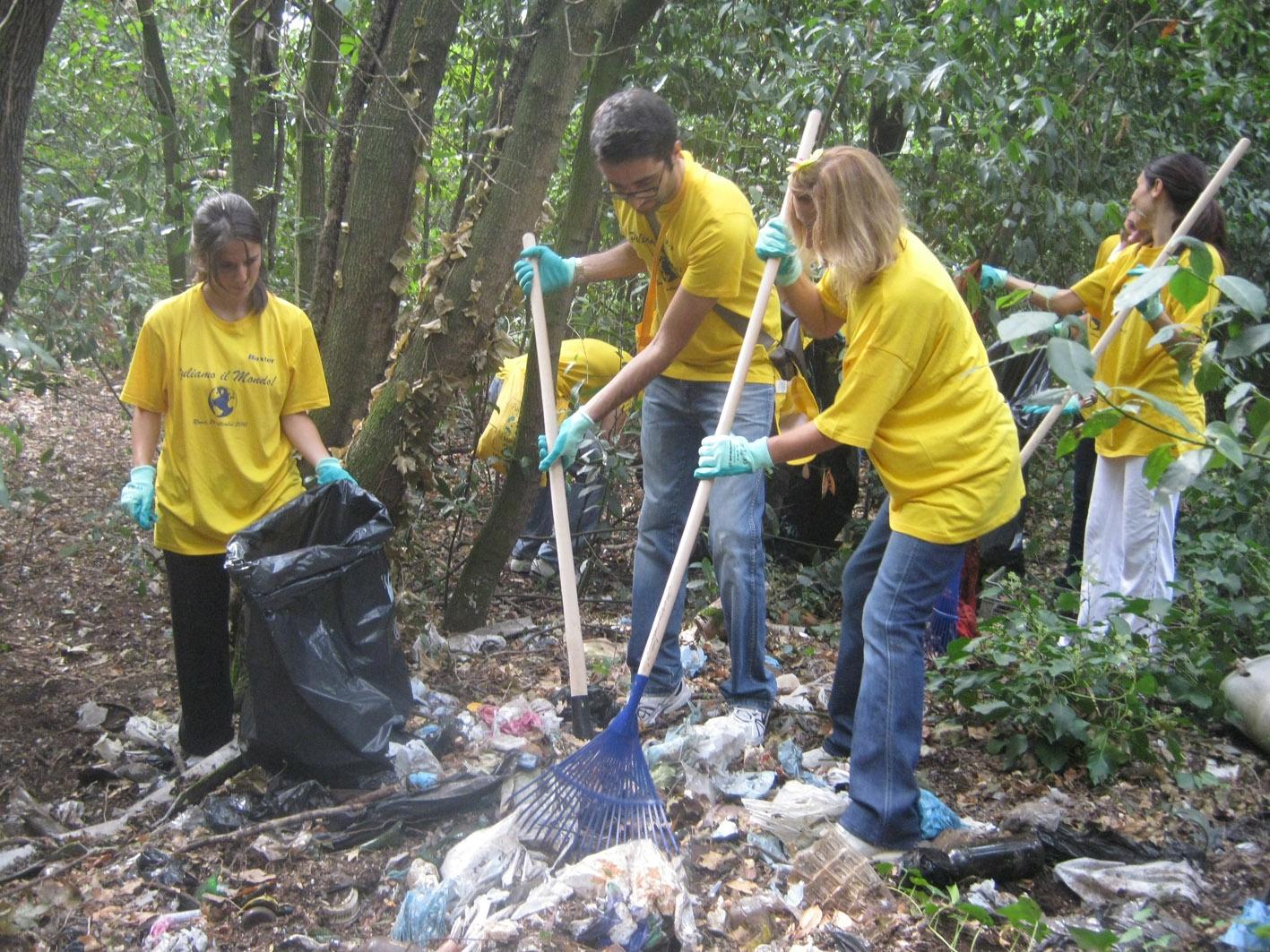 Con Puliamo il Mondo Cortona rilancia l'educazione ambientale