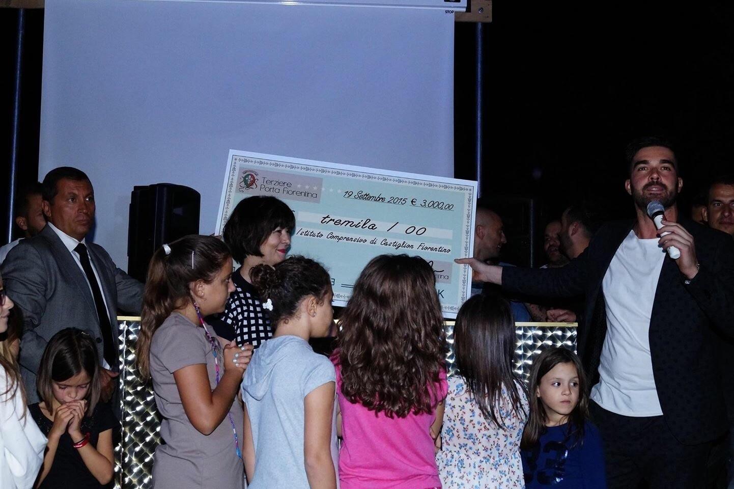 Deejay's for Children: raccolti 3mila euro per le scuole castiglionesi